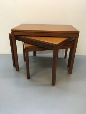 Gordon Russell Teak Nest