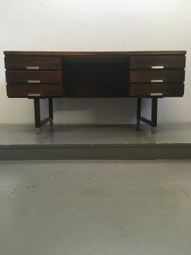 Kai Kristiansen Rosewood Executive Desk