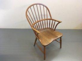 Fritz Henningsen Oak Windsor Chair