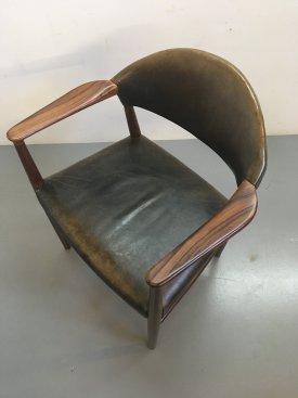 Kurt Olsen Rosewood Armchair