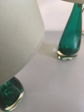 Whitefriars Glass Table lamps