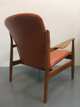 Finn Juhl Armchair for France and Sons