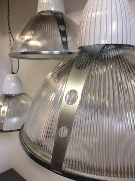 Large Holophane Domes