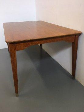 Oak Library Tables