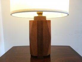 Facetted Table Lamp
