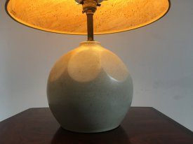 Ceramic Ball Lamp