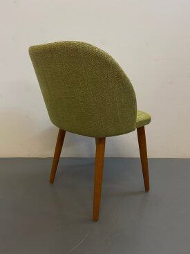 Soft Green Bedroom Chair
