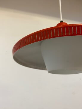 Red Lyfa Pendant