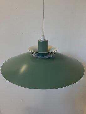 Danish Green Pendant