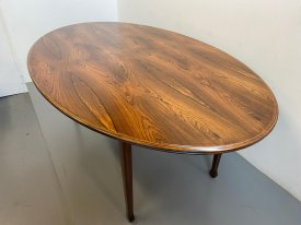 Heals Rosewood Dining Table
