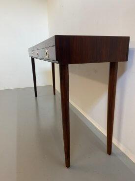British Rosewood Console