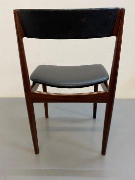 Danish Rosewood Chairs