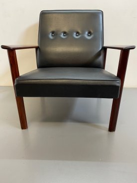 Rosewood Lounge Chair