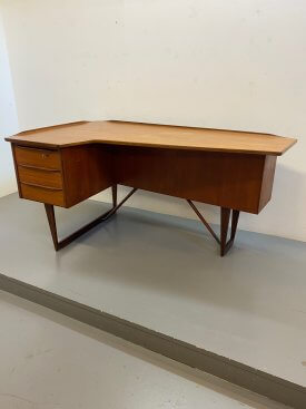 Peter Lovig Teak Desk