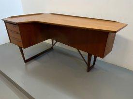 Peter Lovig Teak Desk