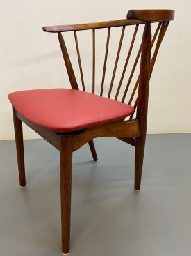 Danish Stick Back Chair