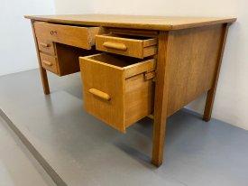 Oak Teachers Desk