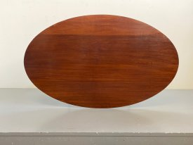 Oval Atomic Dining Table