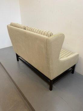 Danish Coupe Sofa