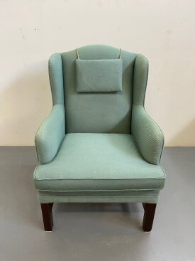 Danish Cabinet Made Armchair