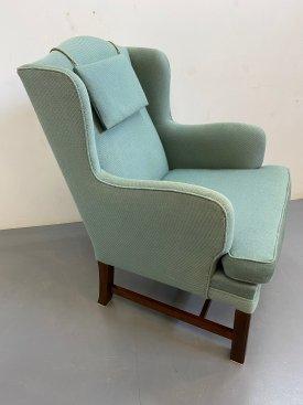 Danish Cabinet Made Armchair