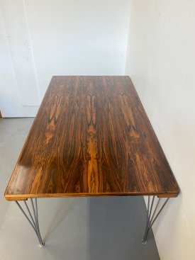 Danish Rosewood Table
