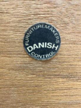 Danish Teak 3 Door Sideboard