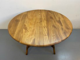 Ercol  Oval Drop Leaf Table