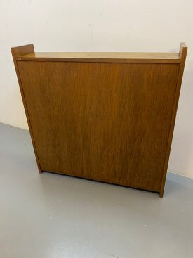 1950's British Oak Shelves