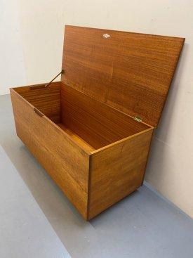 Teak Storage Box