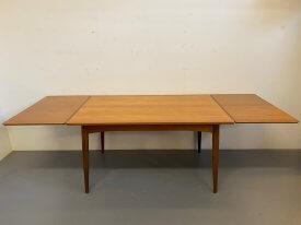Danish Teak Extending Table