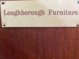 Loughborough Teak Wardrobe