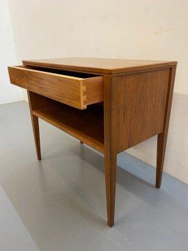 1960's Walnut Bedside Tables