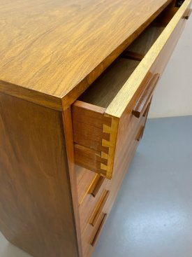 Alfred Cox Walnut Chest