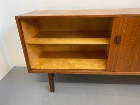1960's Nils Jonsson Teak Sideboard