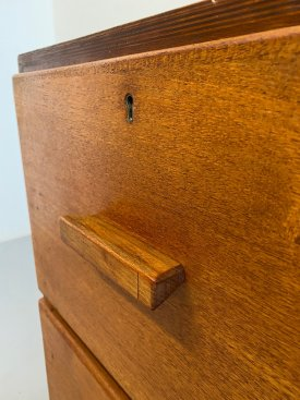 1950's Filing Cabinet