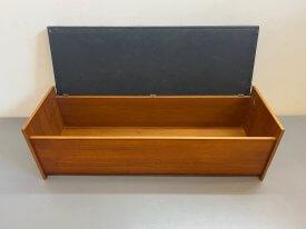 1960's British Storage Bench