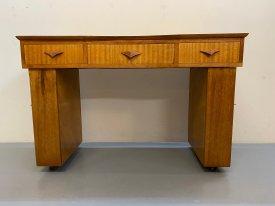 1950's Austrian Cabinet Made Desk