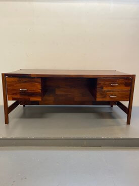 1970's Rosewood Partners Desk