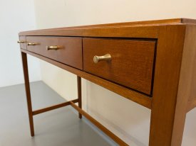 Loughborough Teak Desk/Console