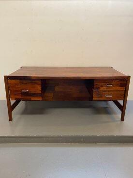 1970's Rosewood Partners Desk