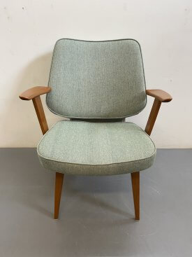 1950's Howard Keith Cocktail Chair