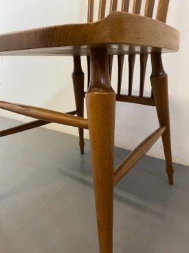 1950's Danish Cabinet Made Chairs