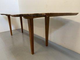 Oak Freeform Coffee Table
