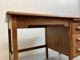 1950's Oak Teacher's Desk