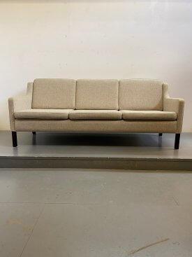 Stouby Cream Wool Sofa