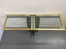 1970's Modernist Italian Console Table