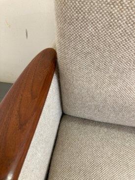 Danish Wool Sofa Bed