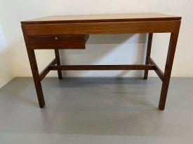 1960's Teak Single Drawer Desk