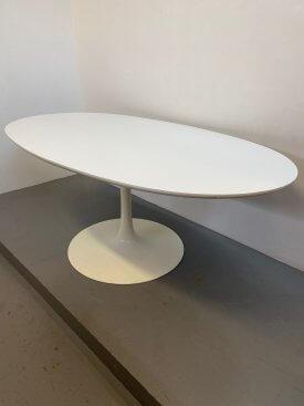1970's Arkana Oval Dining Table